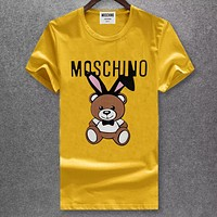 Trendsetter moschino  Women Man Fashion Simple Shirt Top Tee