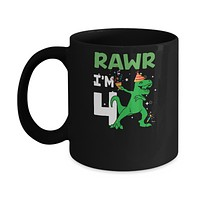 Rawr I'm 5 Birthday Gifts 2015 Dinosaur For Boys Youth