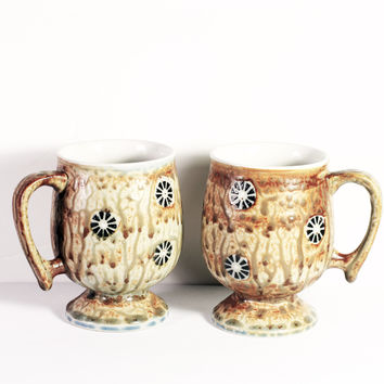 Pair of Handled Mugs