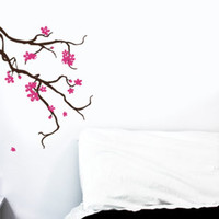Surface Collective's Wall Tattoos / Wall Decals / Laptop Decals - Product - Cherry Blossoms