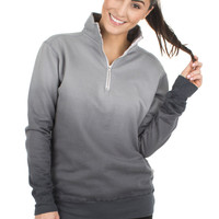 Women's Cotton Fleece 1/4 Zip up