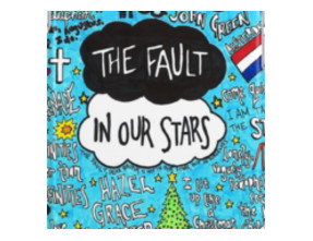 The Fault in Our Stars Collage iPhone Cases & Skins