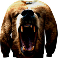 ☮♡ Grizzly Bear Sweater ✞☆