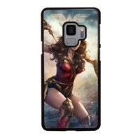 WONDER WOMAN NEW Samsung Galaxy S4 S5 S6 S7 S8 S9 Edge Plus Note 3 4 5 8 Case Cover