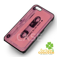 Marina and The Diamond Tape Cassette - 21z for  iPhone 4/4S/5/5S/5C/6/6+s,Samsung S3/S4/S5/S6 Regular/S6 Edge,Samsung Note 3/4