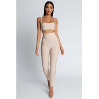 Anorika Sexy Bandage Two Piece Pant Set