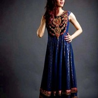 Embroidered Formal Dresses by Mina Hasan – Heavy Embroidered Dresses ~ Pakistani Dress Designs