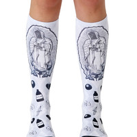 Badwood Bad Habits Knee High Socks