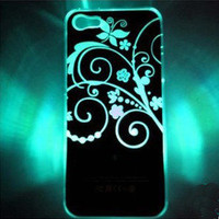 Shining When Phone Call Nice Hard Cover Case ForIphone 5