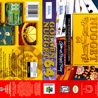 Golden Nugget 64 - Nintendo 64 (Game Only)