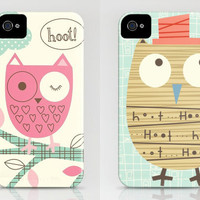 My Owl Barn: Amy King: iPhone Cases