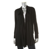 INC Womens Knit Open Front Cardigan Top