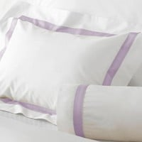 Lowell Violet Bedding by Matouk