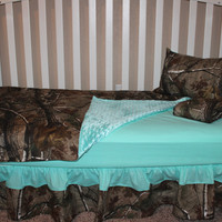 RealTree  AP 6 Piece Crib Bedding Set