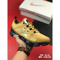 Nike Air Vapormax 2019 Atmospheric cushion jogging shoes