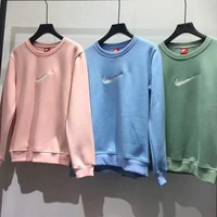 Nike tide brand men and women fashion casual sweater F-HYLFZC