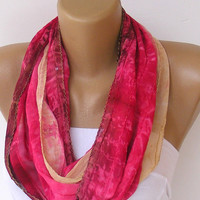 scarf , women  infinity scarf, chiffon, loop, circle scarves, soft sequins neckwarmer cowl scarf, for woman, fashion accessories, scarves