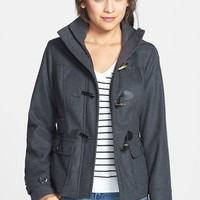 Junior Women's Celebrity Pink Toggle Jacket (Online Only)