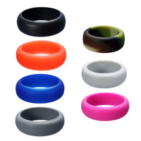 Colored Silicone Rings