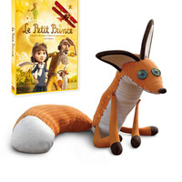 The Little Prince Fox Plush Dolls 40cm/60cm le Petit Prince stuffed animal plush education toys for baby kids Birthday/Xmas Gift