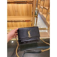 ysl women leather shoulder bags satchel tote bag handbag shopping leather tote crossbody 192