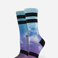 Stance Le Funkalicious Womens Everyday Tomboy Socks Multi One Size For Women 25912395701