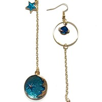 Howl At the Moon Earrings