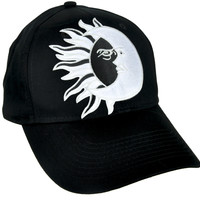 Sun and Moon Eclipse Hat Baseball Cap Alternative Clothing