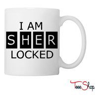 I Am SherLocked Coffee & Tea Mug