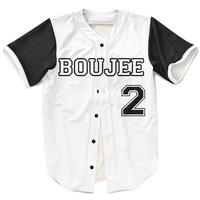 Bad & Boujee Baseball Jersey