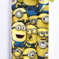 Despicable Me And Freind for Iphone 5 / 5s Cover Rubber Case
