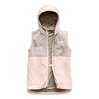 Women's Mountain Sweatshirt Vest by The North Face