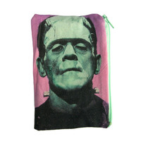 Frankenstein Zipper Pouch
