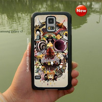 Samsung Galaxy S5,Skull iPhone case,iPhone 5 case,Mathis Rekowski,iPhone 5C case,iPhone 5S case,Samsung Galaxy S3 S4,iPhone 4/4S Case-372