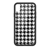 Houndstooth iPhone Xr Case