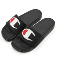 CHAMPION Woman Men Fashion Casual Multicolor Sandals Slipper Shoes