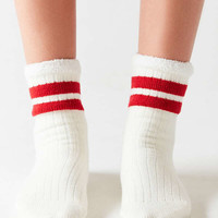 Out From Under Striped Cozy Slipper Sock | Urban Outfitters