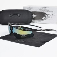 Oakley Polarized Sunglasses Black