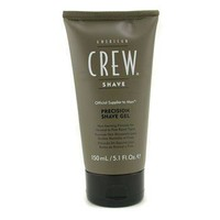 American Crew Skincare Products Precision Shave Gel For Men