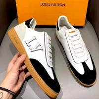 LV Flat Casual Sneakers