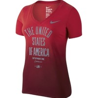 Nike Women's Star Team USA USOC Graphic T-Shirt