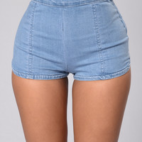 Shoreline Shorts - Light
