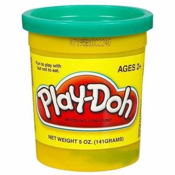 Play-Doh Modelling Compound Can, 5 oz - Aqua (Teal)