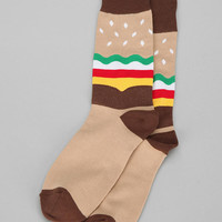 Urban Outfitters - Sock it to Me Burger Sock