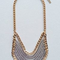 New York Chains Necklace