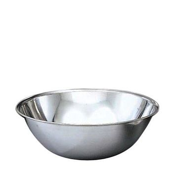 Vollrath 47935 5-Quart Economy Mixing Bowl, Stainless Steel