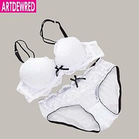 Beige Black White Colors woman bra sets, bras,elegant rose embroidery push up EU size high quality A/B cups available