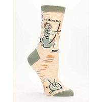 Badass Archer Women's Crew Socks