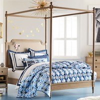 Colette Canopy Bed Set
