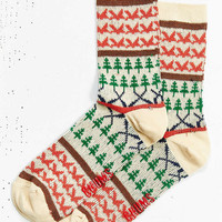 Chums Jacquard Sock - Urban Outfitters